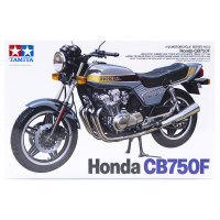 Tamiya 1/12 Honda CB750F Motorcycle Plastic Model Kit