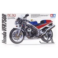 Tamiya 1/12 Honda VFR750R Motorcycle Plastic Model Kit
