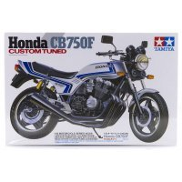Tamiya 1/12 Honda CB750F Custom Tuned Motorcycle Plastic Model Kit