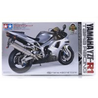 Tamiya 1/12 Yamaha YZF-R1 Taira Racing Motorcycle Plastic Model Kit