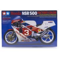 Tamiya 1/12 Honda NSR500 Motorcycle Plastic Model Kit