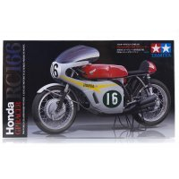 Tamiya 1/12 Honda RC166 GP Racer Motorcycle Plastic Model Kit