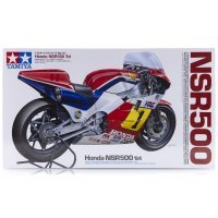 Tamiya 1/12 Honda NSR500 84 Motorcycle Plastic Model Kit