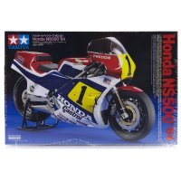 Tamiya 1/12 Honda NS500 84 Motorcycle Plastic Model Kit