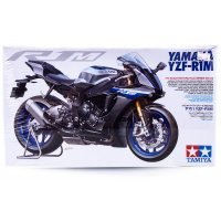 Tamiya 1/12 Yamaha YZF-R1M Motorcycle Plastic Model Kit