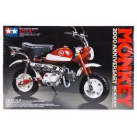 Tamiya 1/6 Honda Monkey 2000 Motorcycle Plastic Model Kit