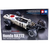 Tamiya 1/20 Honda RA272 F1 Plastic Model Kit