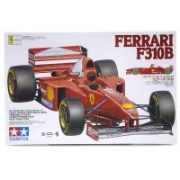 Tamiya 1/20 Ferrari F310B F1 Plastic Model Kit