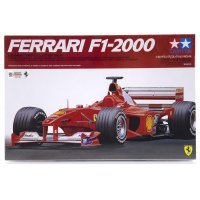 Tamiya 1/20 Ferrari F2000 Plastic Model Kit