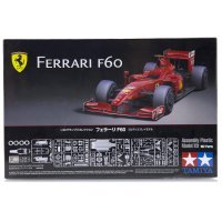 Tamiya 1/20 Ferrari F60 F1 Plastic Model Kit