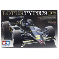 Tamiya 1/20 Lotus Type 79 (1978)F1 Plastic Model Kit