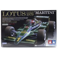 Tamiya 1/20 Lotus Type 79 Martini F1 Plastic Model Kit