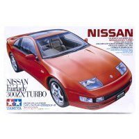 Tamiya 1/24 Nissan 300ZX Turbo Scaled Plastic Model Kit