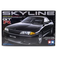 Tamiya 1/24 Nissan Skyline GT-R Scaled Plastic Model Kit
