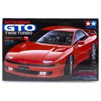 Tamiya 1/24 Mitsubishi GTO Twin Turbo Scaled Plastic Model Kit