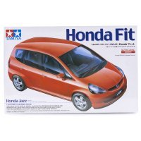 Tamiya 1/24 Honda Fit/Jazz Scaled Plastic Model Kit