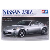 Tamiya 1/24 Nissan 350Z Track Scaled Plastic Model Kit