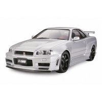 Tamiya 1/24 Nissan Nismo R34 GT-R Z-Tune Scaled Plastic Model Kit