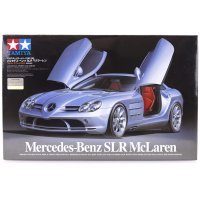 Tamiya 1/24 Mercedes-Benz SLR McLaren Plastic Model Kit