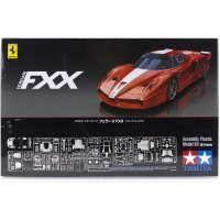 Tamiya 1/24 Ferrari FXX Scaled Plastic Model Kit