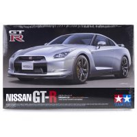 Tamiya 1/24 Nissan R35 GT-R Plastic Model Kit
