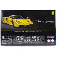 Tamiya 1/24 Ferrari Enzo (Yellow) Scaled Plastic Model Kit
