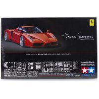 Tamiya 1/24 Ferrari Enzo (Red) Scaled Plastic Model Kit