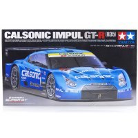 Tamiya 1/24 Nissan Calsonic Impul R35 GT-R Scaled Plastic Model Kit