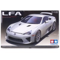 Tamiya 1/24 Lexus LFA Plastic Model Kit