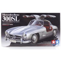 Tamiya 1/24 Mercedes-Benz 300SL Scaled Plastic Model Kit