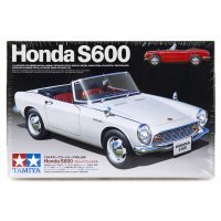 Tamiya 1/24 Honda S600 Scaled Plastic Model Kit