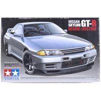 Tamiya 1/24 Nissan Skyline GT-R NISMO-Custom Plastic Model Kit