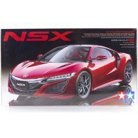 Tamiya 1/24 Honda NSX Scaled Plastic Model Kit