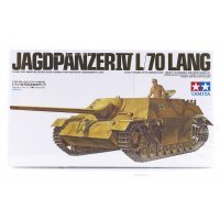 Tamiya 1/35 German Jagdpanzer IV L/70 Lang Self-Propelled Gun Scaled Plastic Model Kit