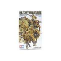 Tamiya 1/35 Russian Army Assault Infantry Scaled Plastic Model Kit