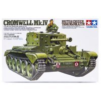 Tamiya 1/35 British Cromwell Mk.IV Tank Plastic Model Kit