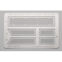 Tamiya 1/35 Cromwell Series Photo Etched Grille Set