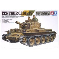 Tamiya 1/35 British Mk.VIII A27L Cruiser Tank Scaled Plastic Model Kit