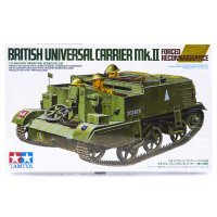 Tamiya 1/35 British Mk.II Universal Carrier Scaled Plastic Model Kit