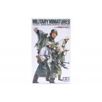 Tamiya 1/35 German Assault Infantry w/ Winter Gear Scaled Plastic Model Kit
