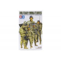 Tamiya 1/35 Japanese Ground Self Defence Force (JGSDF) Scaled Plastic Model Kit