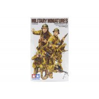 Tamiya 1/35 French Infantry Set Scaled Plastic Model Kit