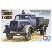 Tamiya 1/35 German 3 Ton 4x2 Cargo Truck Scaled Plastic Model Kit