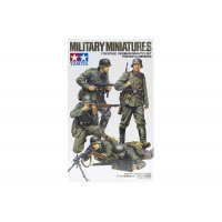 Tamiya 1/35 German Infantry Set (French Campaign) Scaled Plastic Model Kit