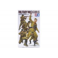 Tamiya 1/35 Russian 1941-1942 Assault Infantry Scaled Plastic Model Kit