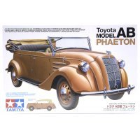 Tamiya 1/35 Toyota Phaeton Model AB Staff Car Scaled Plastic Model Kit