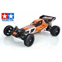 Tamiya 1/10 X-SA Racing Fighter DT-03 2WD Electric Off Road RC Buggy Kit