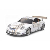Tamiya 1/10 TT-01E Porsche 911 GT3 Cup 08 Electric On Road RC Car Kit