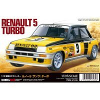 Tamiya 1/12 M05Ra Renault 5 Turbo Rally Electric On Road RC Car Kit