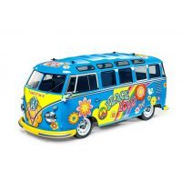 Tamiya 1/10 M06 Volkswagen Type 2 Flower Power Electric On Road RC Car Kit